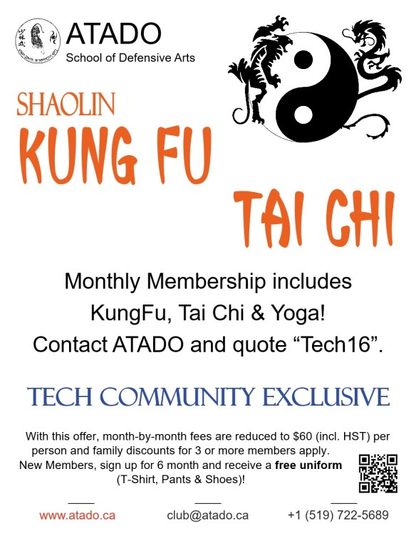 Tech Community Exclusive Offer