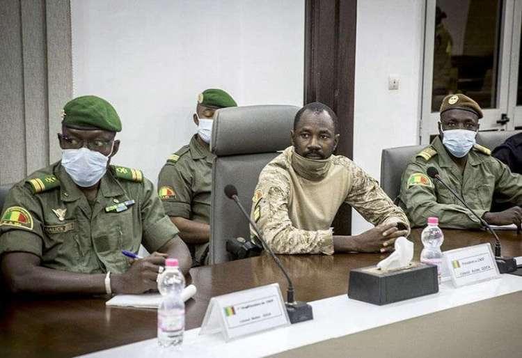 La Russie et le coup d'État au Mali   Atalayar - Las claves del mundo en  tus manos