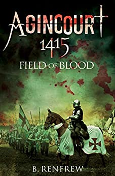 Agincourt 1415 book cover