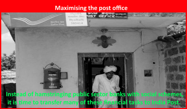Maximising the post office