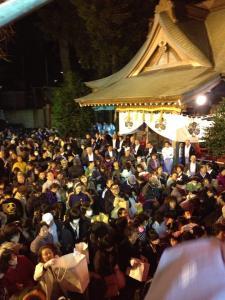 今宮神社節分祭