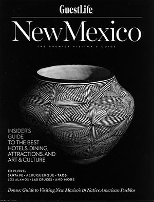 photo of clay pot from the southwest US