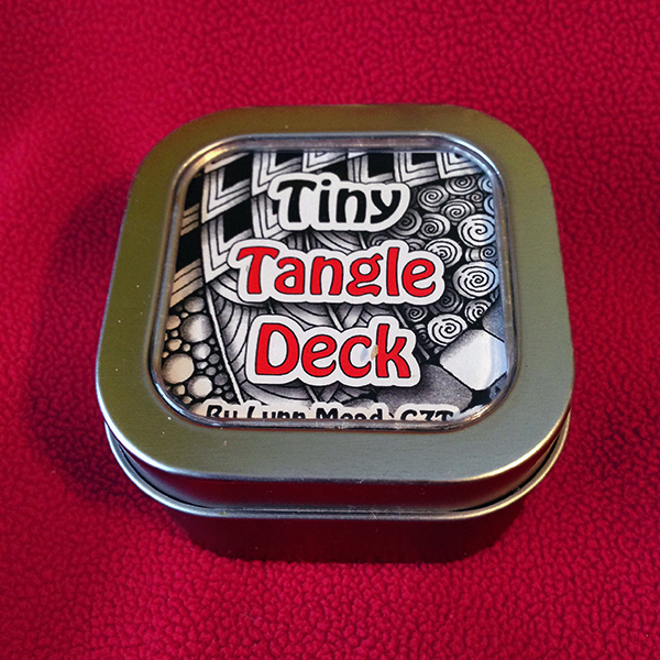 Tiny Tangle Deck is here!