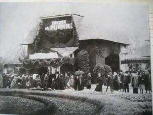 Margitsziget 1919. ápr. 13
