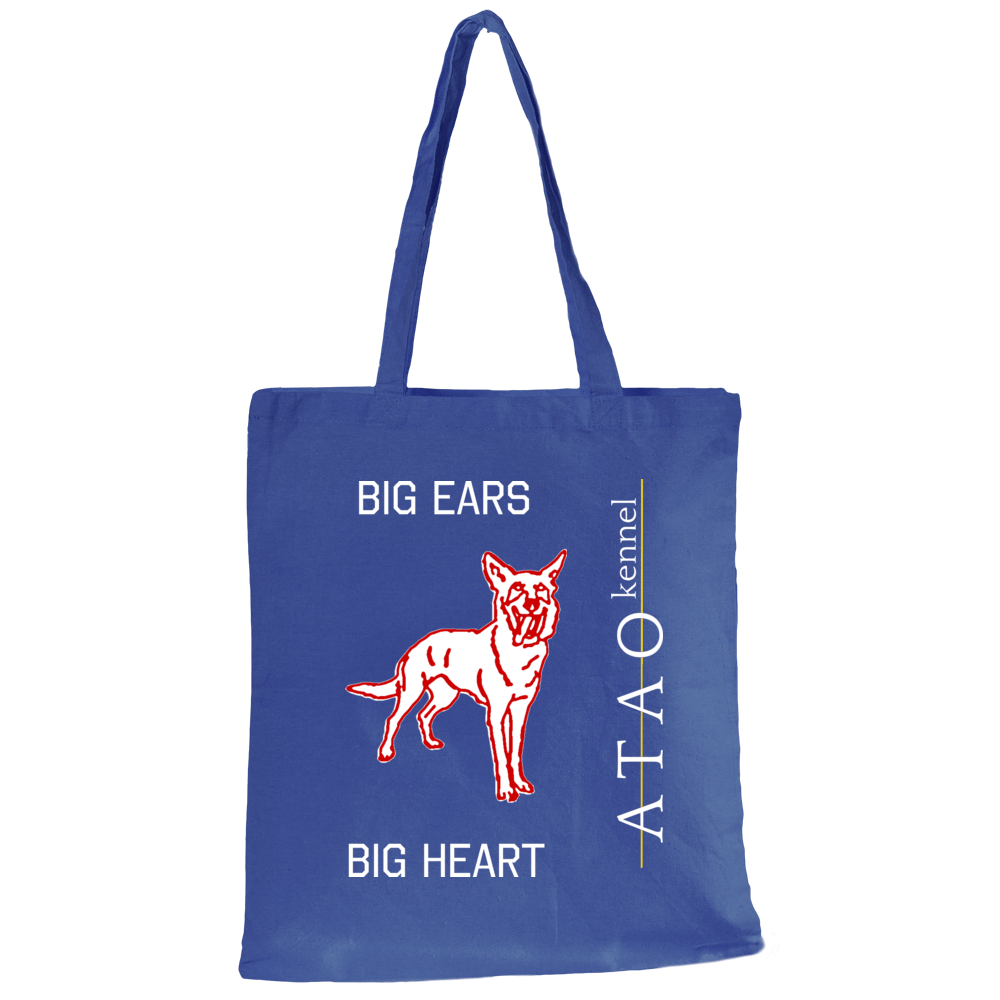 Big Ears / Big Heart Tote