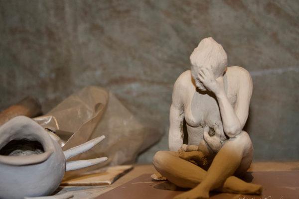 modelage poterie - poterie - Atap Aubagne