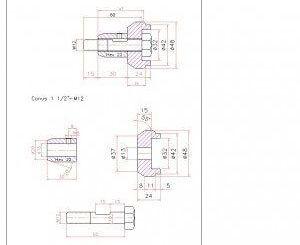 detail, desain, gambar, conus, set, space frame, ball joint, hexagon, htb, bottle, geasindo, apora, truss, system