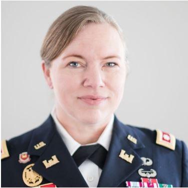 LTC Kristin Saling
