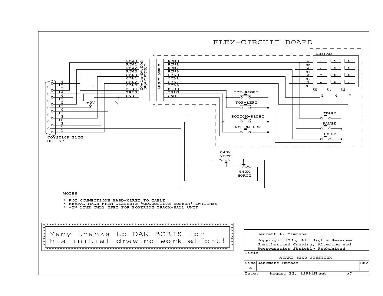 Atari Tech Page
