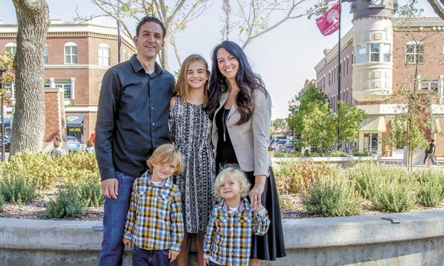 Mattson Family Adopts Local Newspapers