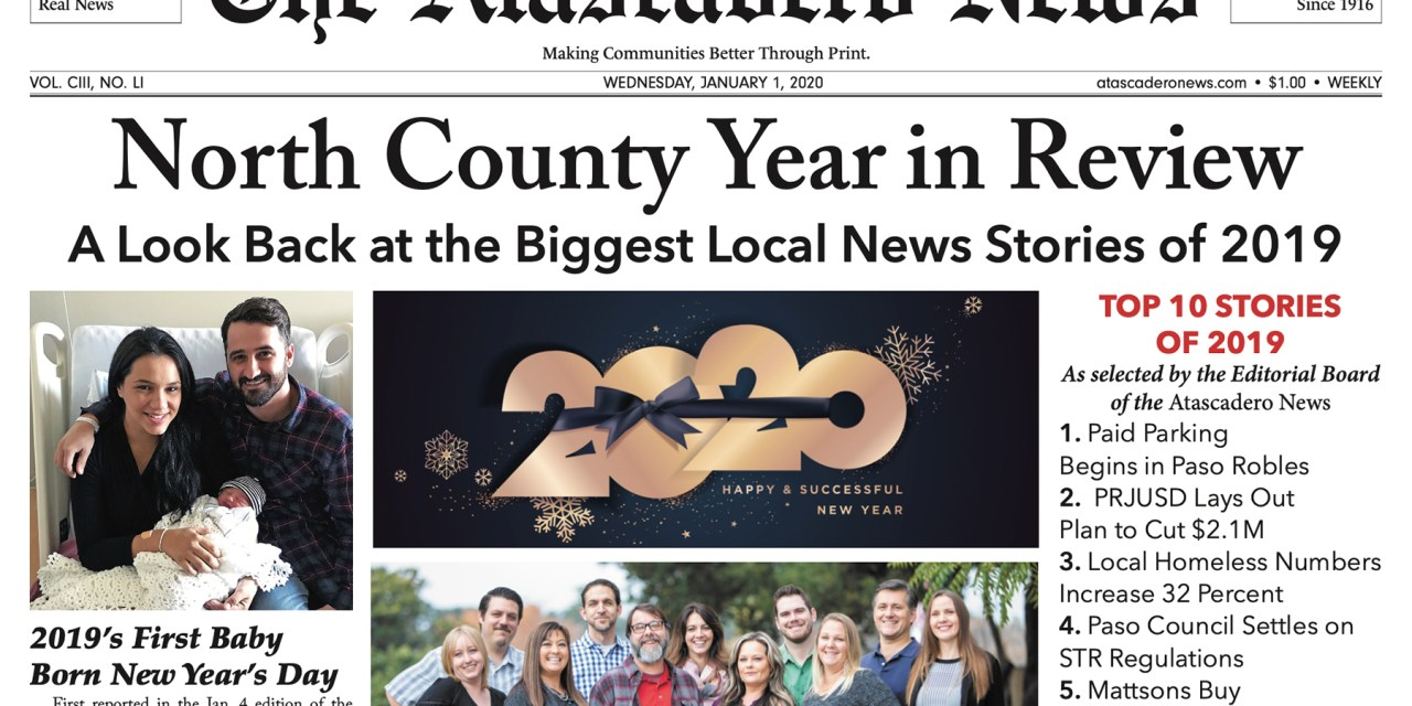 North County Year in Review