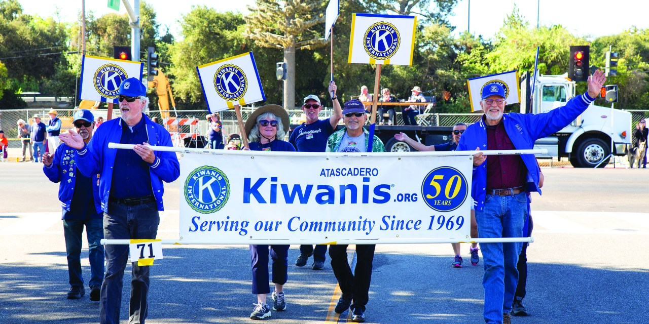 Kiwanis Mark Half a Century of Helping Community