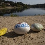 Painted Rock Trail Grows At Atascadero Lake