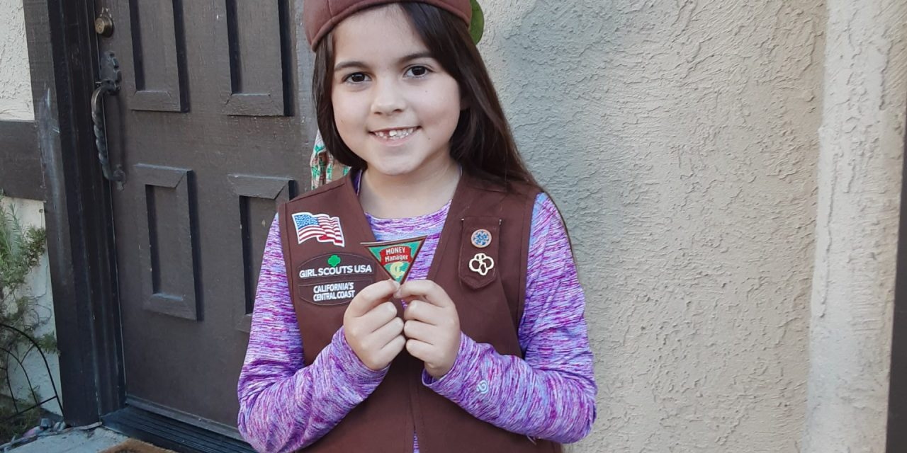 Local Girl Scout Troops Earn Financial Literacy Patches