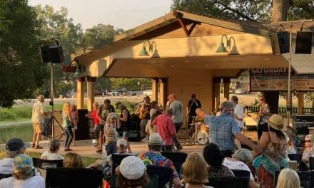 Summer Concert Series Continues with The Rockin' Bs Band