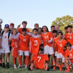 Greyhounds Finish Season As Undefeated League Champions