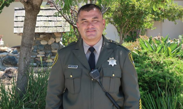 California Men's Colony Employee Honored at 35th Annual Medal of Valor Ceremony