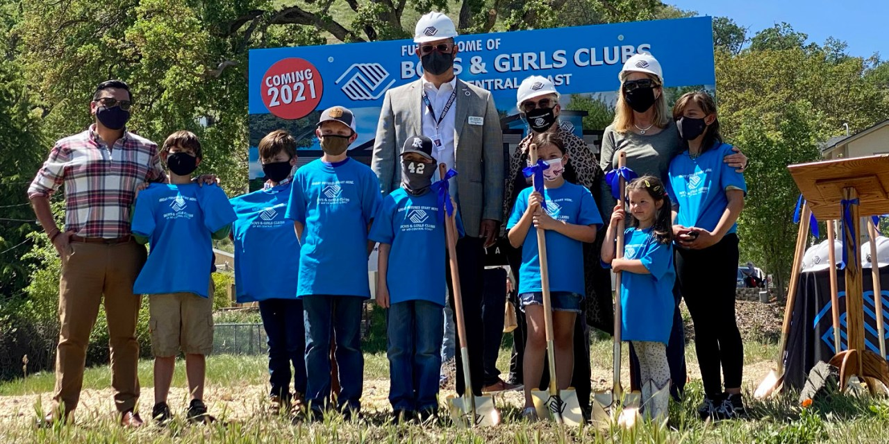 Boys and Girls Clubs of Mid Central Coast Celebrates Ground-Breaking