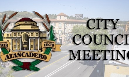 Atascadero City Council Upcoming Meeting Feb. 23