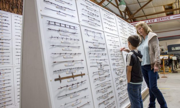 TWISTED METAL: Barbed Wire showcase returns to Paso Robles Pioneer Museum March 7