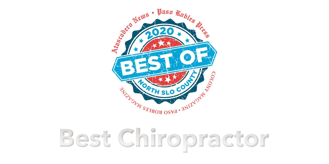 Best of 2020 winner: Best Chiropractor