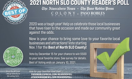2021 Best of North County Readers Poll Now Open!