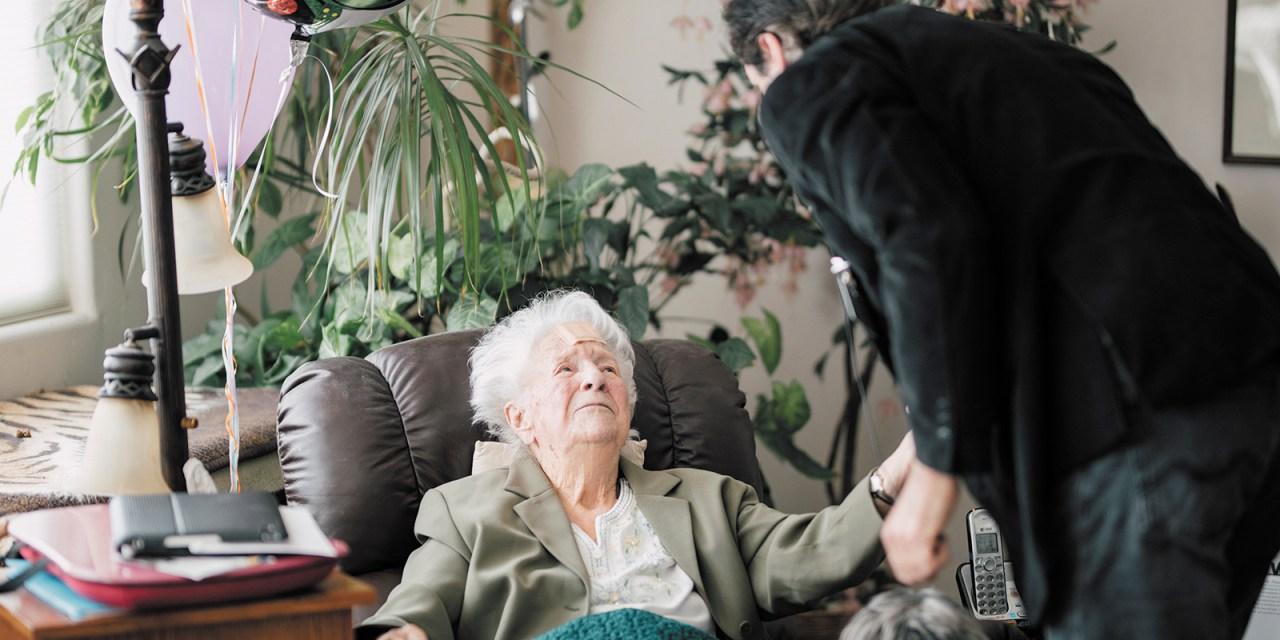 Templeton Resident Celebrates 103rd Birthday