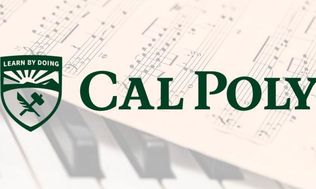 Cal Poly Fall Jazz Concert Celebrating CD Release Set for November 12