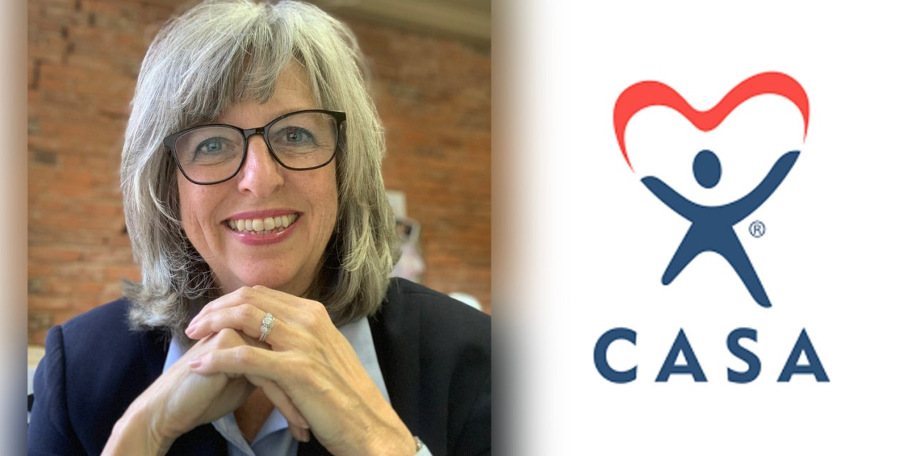 California CASA Appoints Kathryn Mathews as Chief Program Director