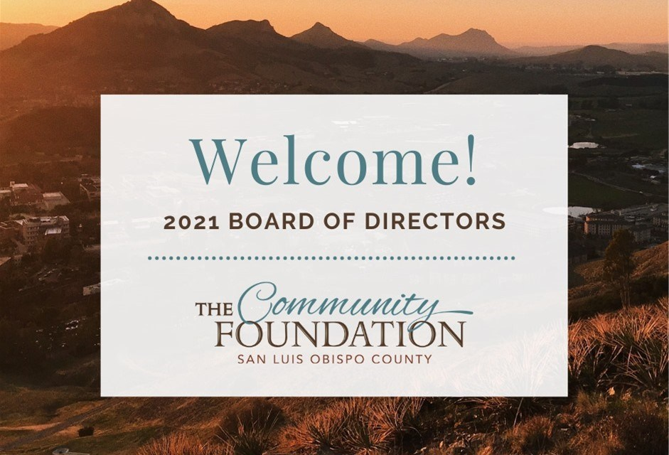 The Community Foundation Welcomes Three New Members to the Board of Directors