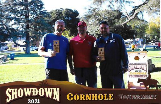cornhole showdown tournament