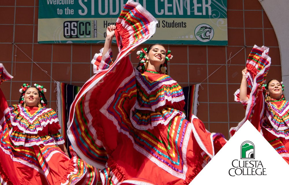 Cuesta Celebrates Hispanic Heritage Month