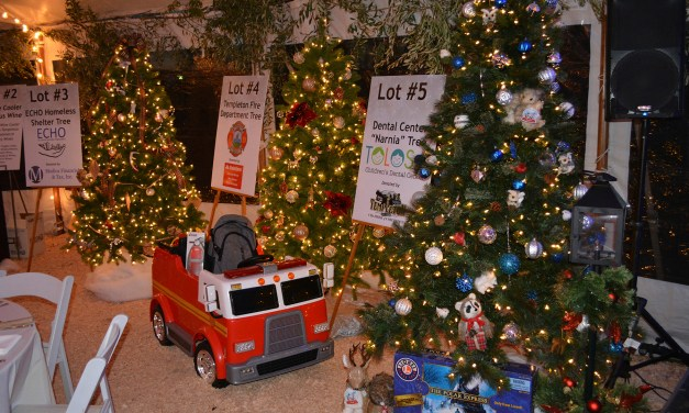 Templeton Chamber Celebrating 40 Years at Tree Auction and Impact Dinner