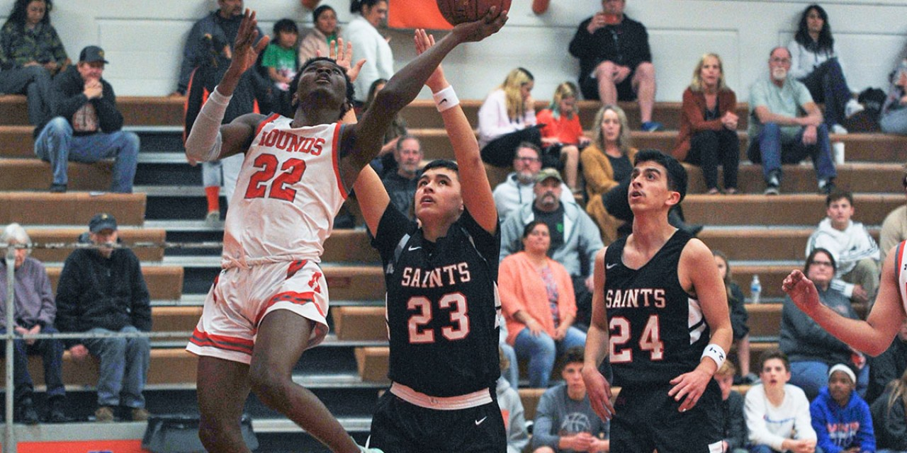 Greyhounds Defeat Saints by 20