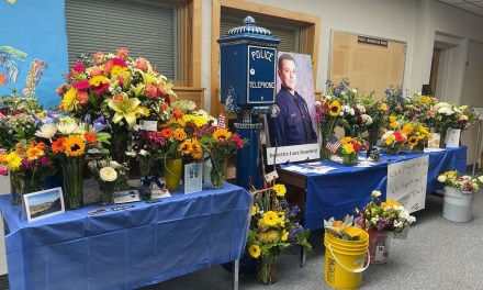 Det. Luca Benedetti Family Relief Fund Raises Over $363,000 and Counting