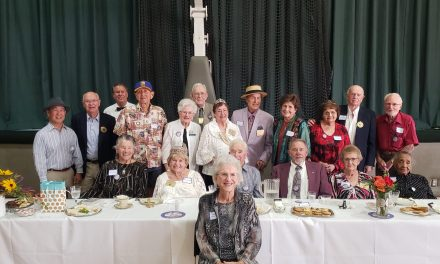 Colony Days Reception Tea Returned This Year
