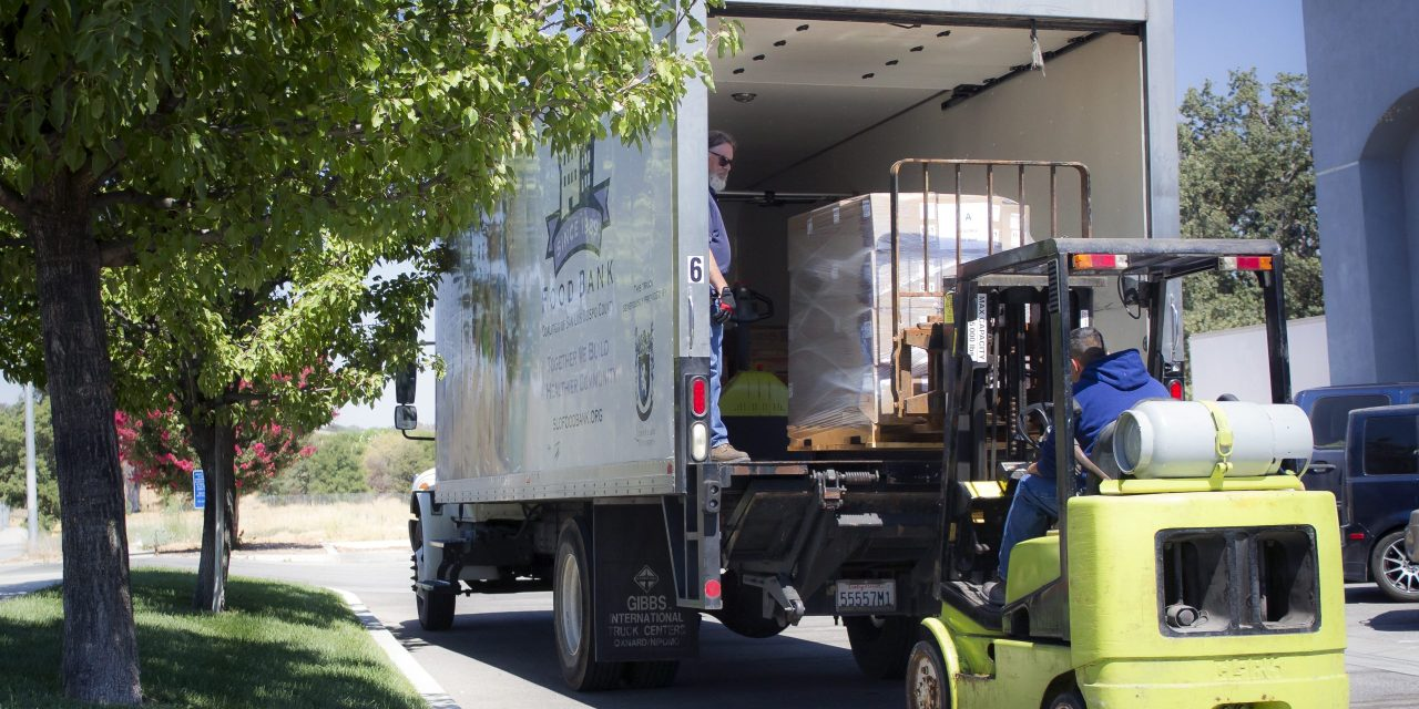 SLO Food Bank Receives 48,000 Pounds of Fair Meat Thanks to Many #FairStrong