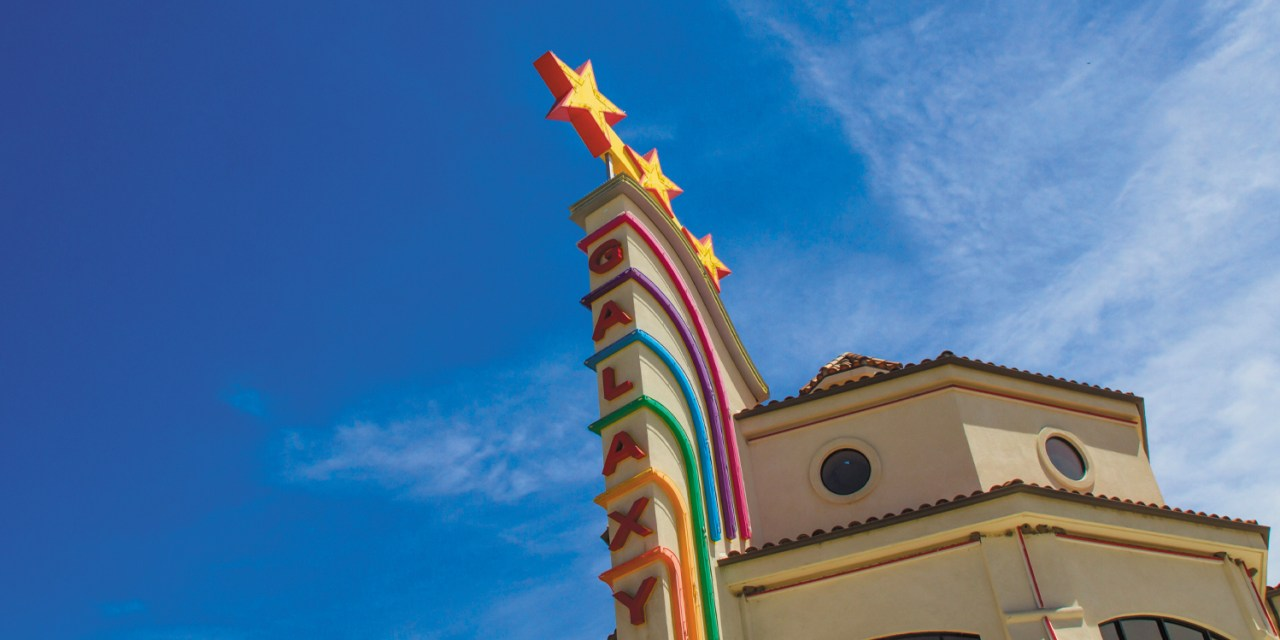 Galaxy Theater Could Face Foreclosure