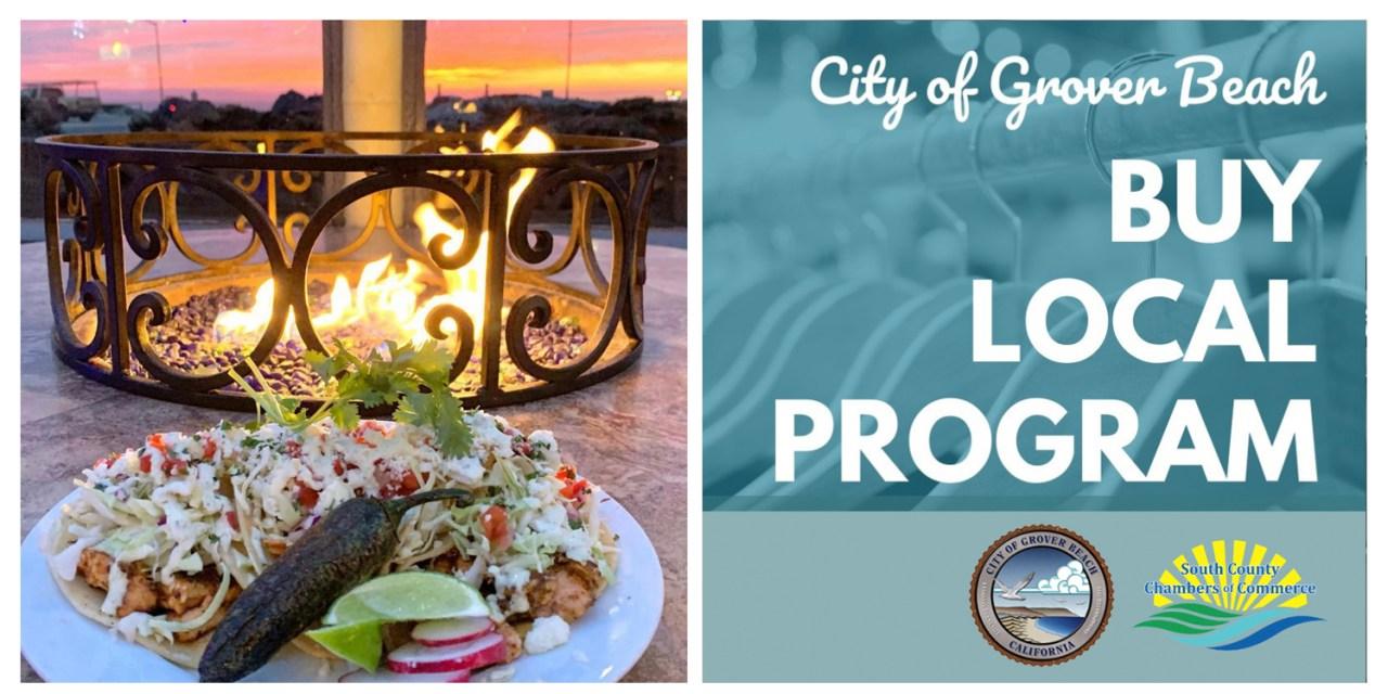 Grover Beach Launches #BuyLocal Program