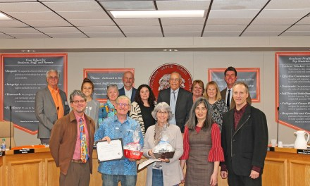 AUSD Board of Trustees Recognize Locals for Outstanding Achievements, Volunteer Spirit