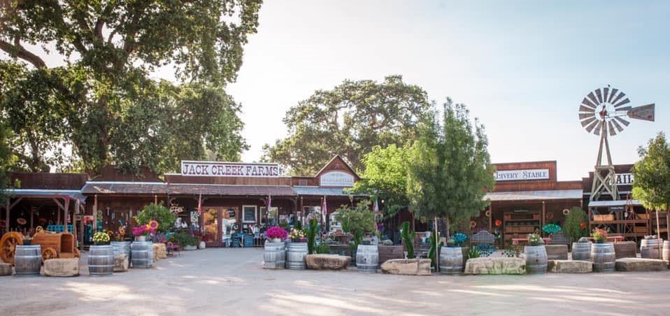 Jack Creek Farms Closing Until California Can Re-Open