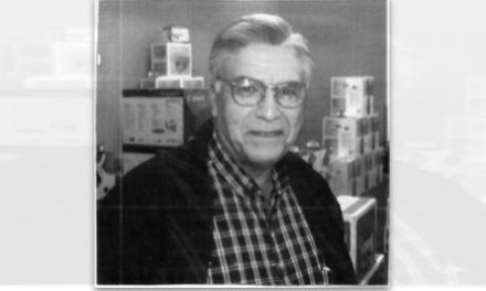 """Jesus """" Sus """" Espinoza 1941-2020"""
