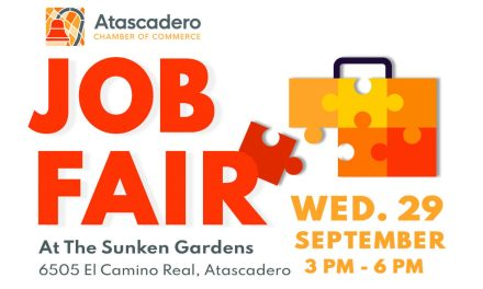Atascadero Citywide Job Fair Planned for September 29