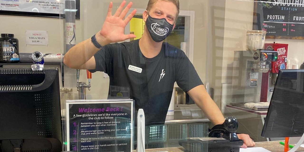 Local Health Club Remains 'Open and Safe' Amid Purple Tier