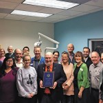 Local Kiwanis Clubs Gift Dental Chair for Tolosa Children's Dental Center