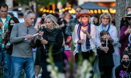 Hundreds Attend Candlelight Vigil for Kristin Smart in Paso Robles