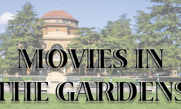 The City of Atascadero Presents the Last Movies in the Gardens of the Summer