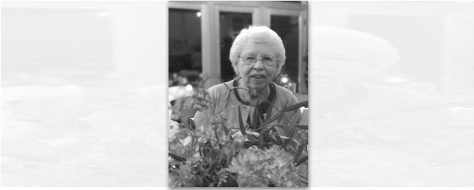 Marjorie Ruth Layton 1924-2020