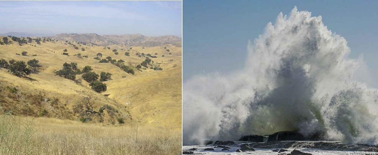 Red Flag, High Surf Warnings Issued for SLO and Santa Barbara Counties