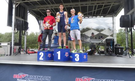 Atascadero's Dolan Wins National Aquathlon in Miami